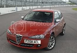 Cars we love: buying a second-hand Alfa Romeo 147