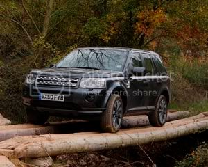 Land Rover Freelander 2wd