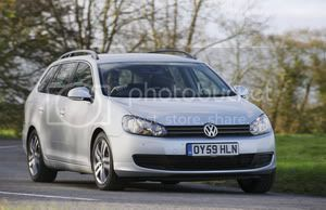 Volkswagen Golf Estate (2010- )