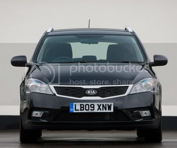 Kia Ceed SW (2010- )