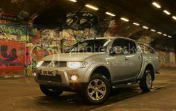 Mitsubishi L200 Barbarian