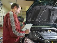 Choosing the right car for servicing and repairs