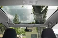 Honda Jazz roof