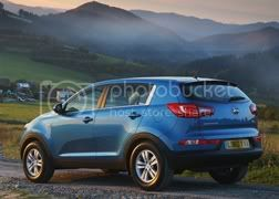Kia Sportage 2011