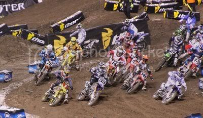 A1 - The 1st Supercross Main of 2009 - Photo 1 of 20