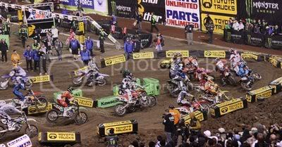A1 - The 1st Supercross Main of 2009 - Photo 2 of 20