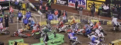 A1 - The 1st Supercross Main of 2009 - Photo 3 of 20